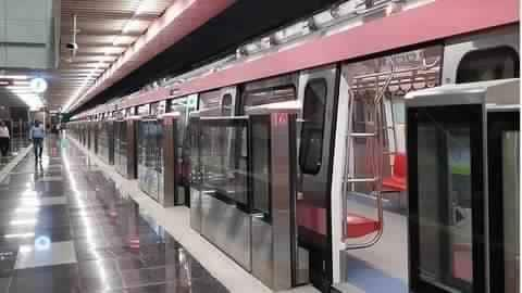 Delhi: Pink Line's South Campus-Lajpat Nagar section to open next-Monday