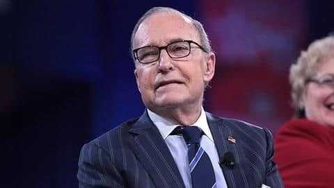 Donald Trump Tweets: Larry Kudlow Has Had A Heart Attack