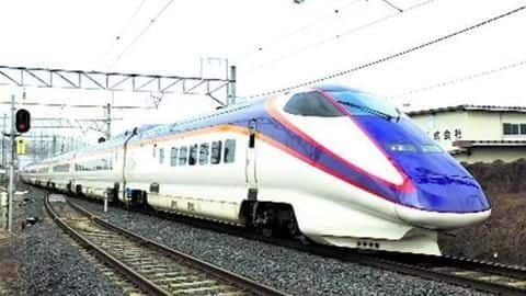 Design mascot for Bullet Train and win Rs. 1 lakh