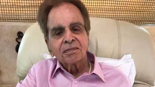 Dilip Kumar diagnosed with pneumonia