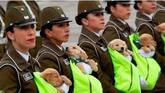 Watch: Adorable puppies steal the show at Chilean military parade