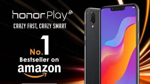 Honor Play goes out-of-stock in just 20 seconds on Amazon