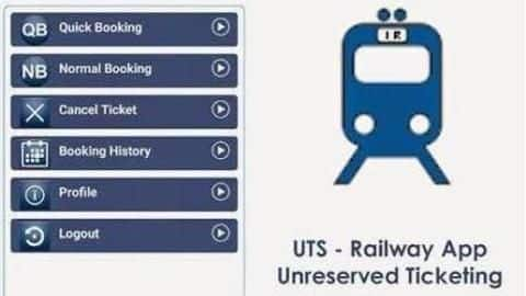 South-Central Railway to launch UTS app to benefit unreserved passengers