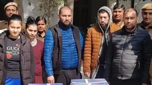 Delhi: Five Romanians arrested for cloning ATM cards