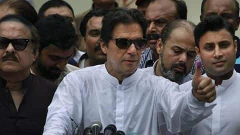 Pakistan: Imran Khan's PTI emerges single largest-party with 116 seats