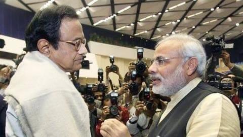 Chidambaram responds to Modi's statement of a non-Gandhi Congress President