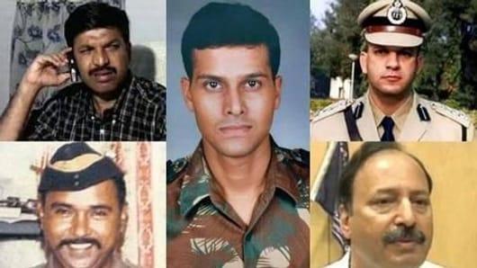 #26/11Attacks: Mumbai Police remembers the fallen