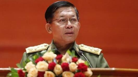 Rohingya crisis: Myanmar army chief criticizes UN's interference