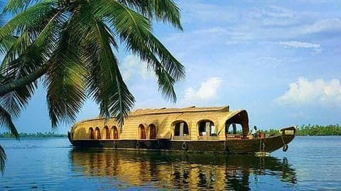 Kerala Tourism Page ranked top in Facebook