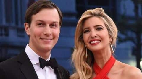 Trump's son-in-law, Ivanka's husband, to visit Jaisalmer to attend wedding