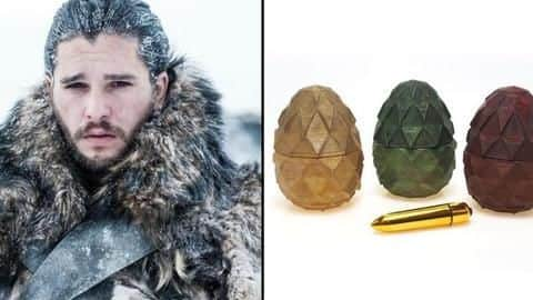 Have you checked out these 'Game of Thrones' sex toys?