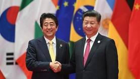 Japan's Abe to visit China for talks with President Xi