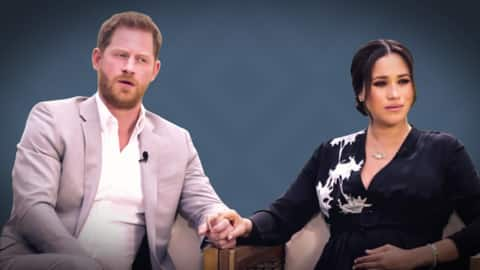 Harry, Markle speak about Diana in latest Oprah interview teaser