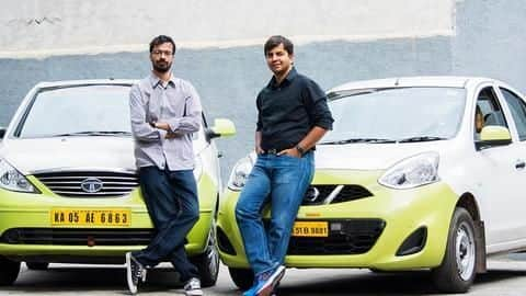The journey of Ola, in numbers