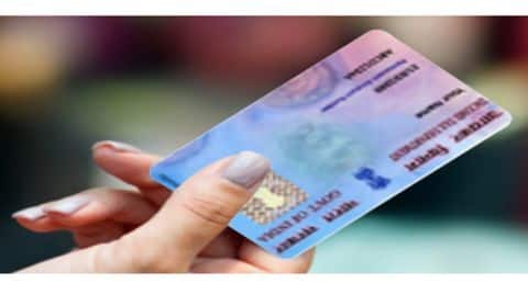 Know how to apply for a PAN card online