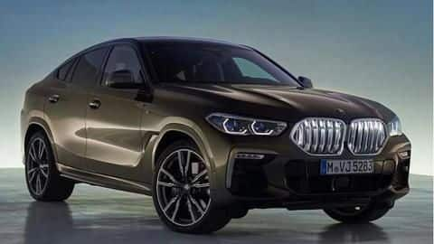 2020 BMW X6 unveiled, global launch in November 2019