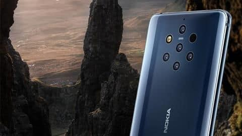 Nokia PureView, featuring 5 cameras, to launch on June 6