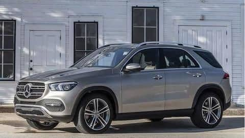 2020 Mercedes-Benz GLE to be launched in India in January