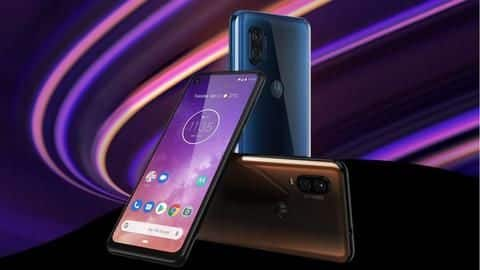 Motorola One Vision is now available via offline markets