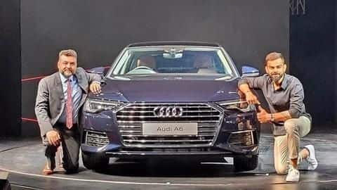 Audi launches 2019 A6 sedan at Rs. 54.20 lakh