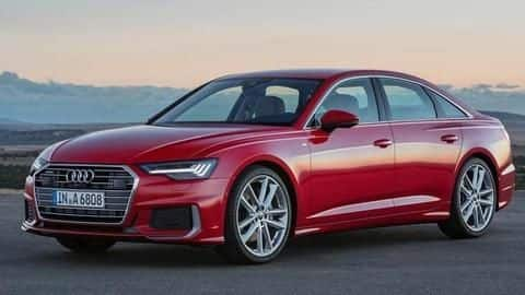 2019 Audi A6's India launch this week: What to expect?