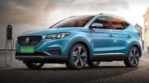 MG ZS EV India launch shifted to January 23