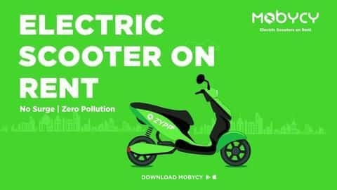 Micro-mobility start-up Zypp raises Rs. 15 crore from IAN