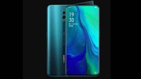 OPPO Reno series to launch in India on May 28