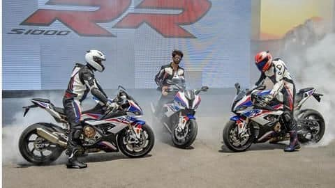 2019 BMW S1000RR launched, price starts at Rs. 18.50 lakh