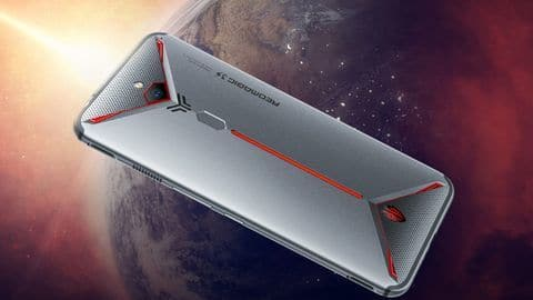 Nubia's gaming phone, Red Magic 3S teased in India