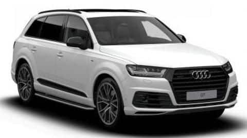 Audi Q7 Black Edition launched at Rs. 82 lakh