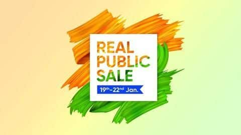 Realme 'Realpublic sale' announced: Top deals and offers revealed