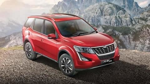 BS6 Mahindra XUV500's prices revealed, starts at Rs. 13.20 lakh