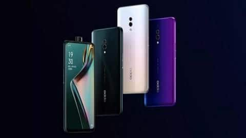 OPPO K3 goes on flash sale today via Amazon