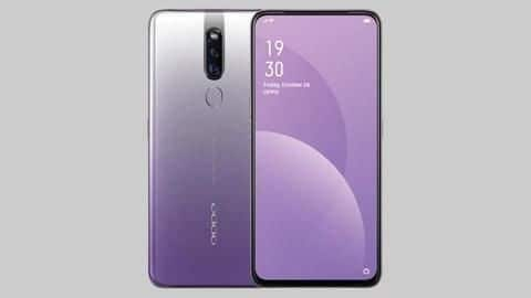 OPPO F11 Pro, F11 receive upto Rs. 2,000 price-cut