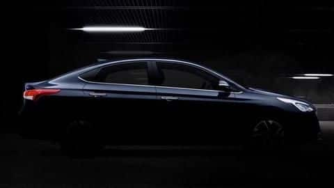 Hyundai releases images of the 2020 Verna, launch imminent