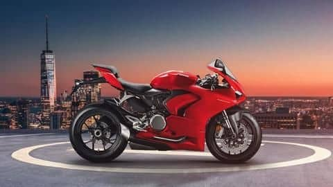Ducati Panigale V2 teased officially, India launch soon