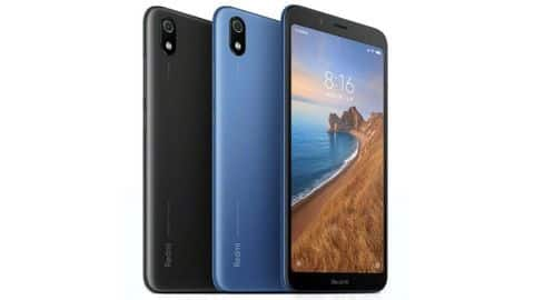 Redmi 7A expected to launch in July: Details here