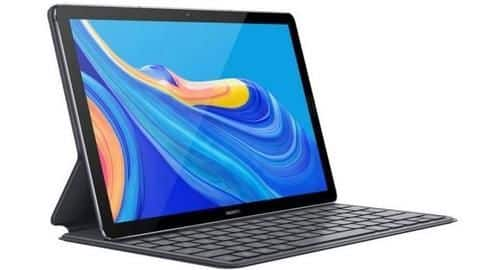 Huawei MediaPad M6, with Kirin 980 chipset, launched in China