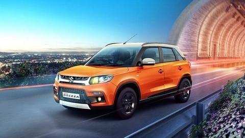 Maruti to launch a petrol variant of Vitara Brezza