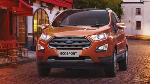 Ford launches BS6 EcoSport at Rs. 8.04 lakh