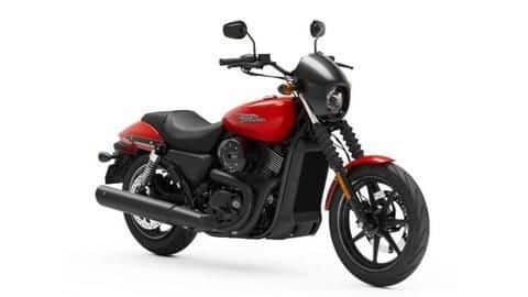 Harley-Davidson starts deliveries of its BS6-compliant Street 750 bike