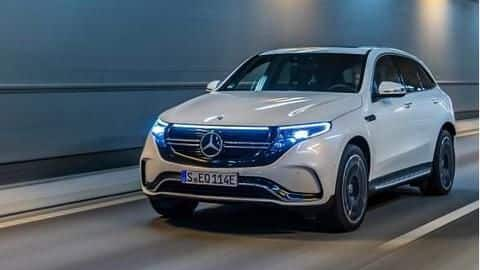Mercedes-Benz to introduce EQ electric vehicle brand in India