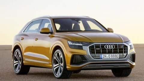 Audi Q8 launch: SUV to be priced at Rs. 1.5cr