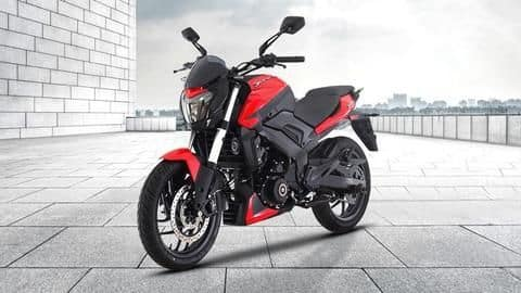 Bajaj Auto sold 861 units of Dominar 250 in March