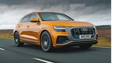 Audi Q8 to launch in India this festive season