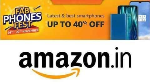 Amazon Fab Phones Fest sale: Top deals on best-selling smartphones
