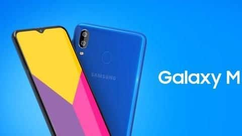 Samsung Galaxy M30, Galaxy M20 available at discounted prices