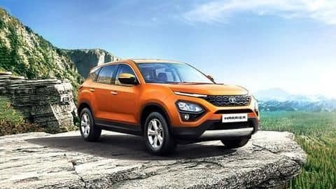 2020 Tata Harrier, with automatic transmission, to be launched soon