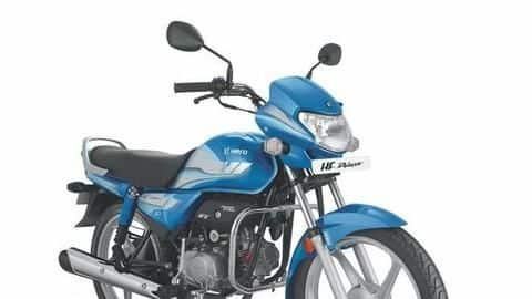 Hero Motocorp Launches Bs6 Compliant Hf Deluxe For Rs 56 000